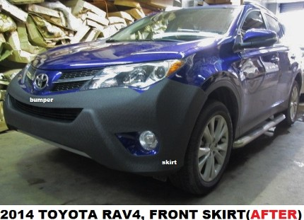 2014 Toyota Rav4 After