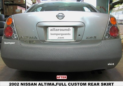 2002 Altima After