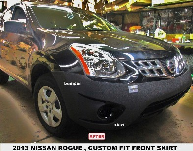 2013 Nissan Rogue After
