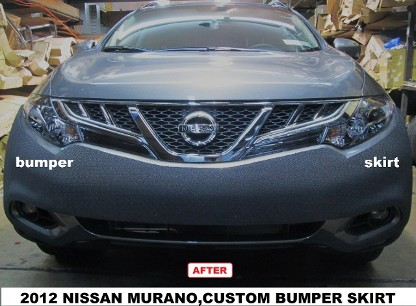 2012 Nissan Murano After