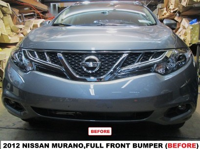 2012 Nissan Murano Before