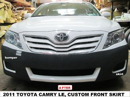 2011 Toyota Camry LE After