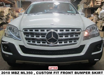 2010 Mercedes Benz ML350 After