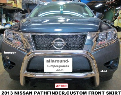 2013 Nissan Pathfinder After