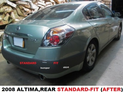2008 Nissan Altima After