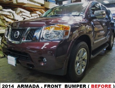 2014 Armada Before